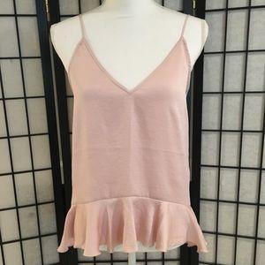 Express Blush Pink Top